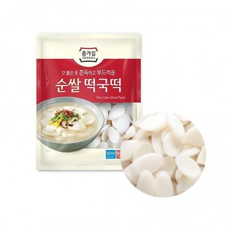 JONGGA (냉장) 종가 순쌀 떡국떡 1kg (유통기한: 23/11/2021) 1