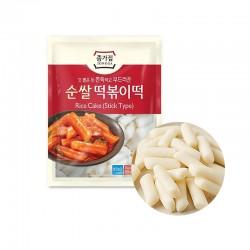 HANSUNG JONGGA (Kühl) Jongga Reiskeks für Dukbokki 1kg 1
