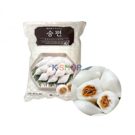 HANSUNG  (FR)DAEDOO Reiskeks 'HKB' Songpyun 1kg 1