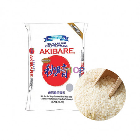 AKIBARE  아키바레 쌀10kg 1