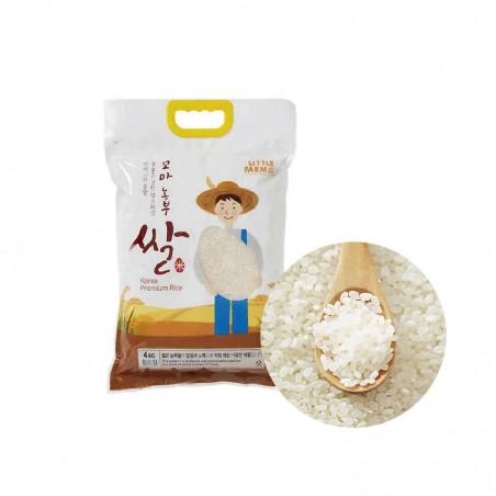 Little Farm Rice 4kg 1