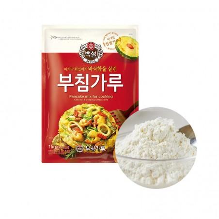 CJ BAEKSUL CJ BEKSUL CJ BEKSUL Tempura Flour for Pancake 1kg(BBD : 23/08/2021) 1