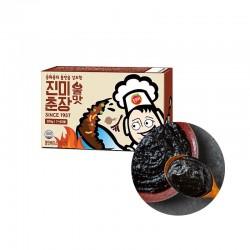 JIN MI JINMI JINMI Black bean paste hot 300g 1