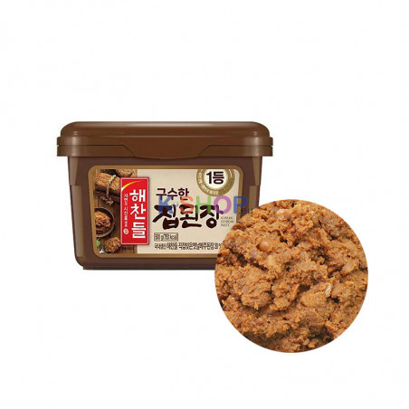 CJ HAECHANDLE  CJ HAECHANDLE Sojabohnenpaste (Gusuhan) 500g 1
