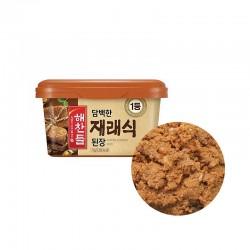 CJ HAECHANDLE  CJ HCD Sojabohnenpaste (Doen Jang) 1kg 1
