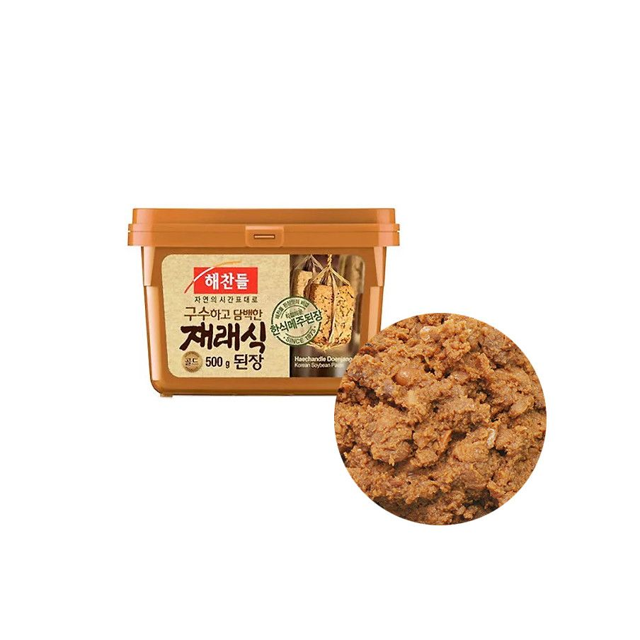 CJ HAECHANDLE  CJ HAECHANDLE Bohnenpaste Doen Jang 500g 1