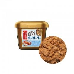 CJ DADAM  CJ HAECHANDLE Bohnenpaste für Suppe Doen Jang 450g 1