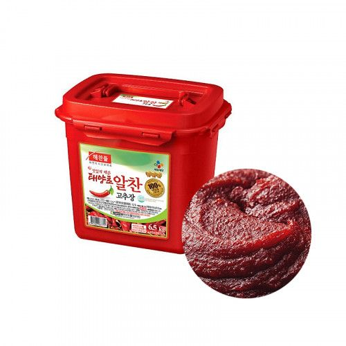 CJ HAECHANDLE  CJ HAECHANDLE Paprika Paste (Alchan) 6,5kg(MHD : 22/12/2021) 1