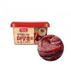 CJ HAECHANDLE CHUNGJUNGONE CJ HAECHANDLE Pepper Paste 1kg (BBD : 08/09/2022) 1