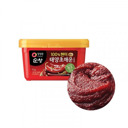 CHUNGJUNGONE 청정원 순창 매운 고추장 1kg (유통기한:02/05/2022) 1
