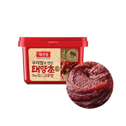 CJ HAECHANDLE  CJ HAECHANDLE Pepper Paste 3kg (BBD : 25/04/2022) 1