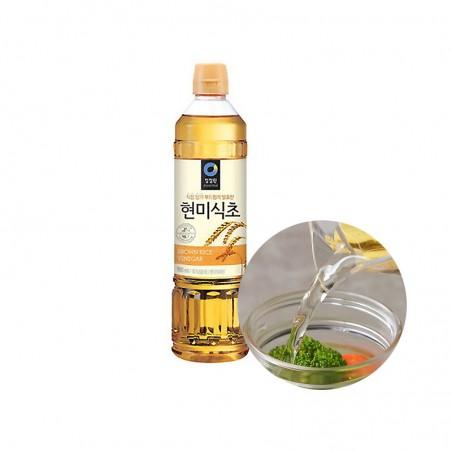 CHUNGJUNGONE CHUNGJUNGONE Vinegar Natural Rice 500ml 1