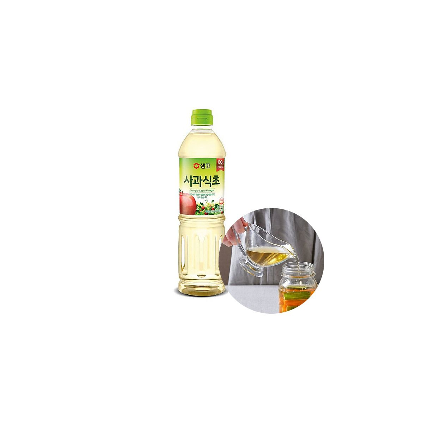 SEMPIO SEMPIO 샘표 사과식초 900ml 1