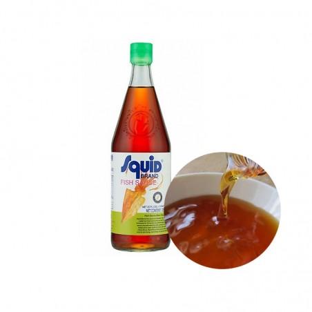 SQUID SQUID SQUID Fish Sauce 725ml 1