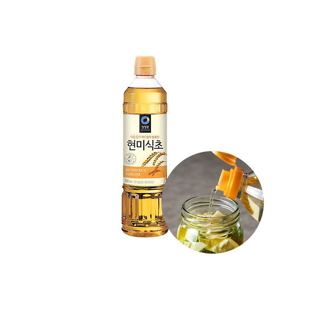 CHUNGJUNGONE CHUNGJUNGONE Vinegar Natural Rice 900ml 1
