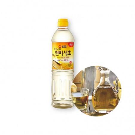 SEMPIO SEMPIO SEMPIO Vinegar from Brown Rice 500ml 1
