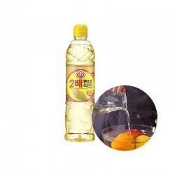 OTTOGI OTTOGI OTTOGI Double Strength  brown rice vinegar 500ml 1