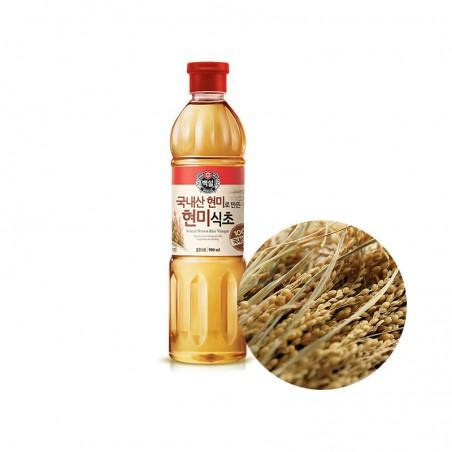 SEMPIO CJ BEKSUL CJ BEKSUL Brown rice vinegar 900ml 1