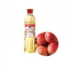 SEMPIO CJ BEKSUL 백설 국내산 사과로 만든 사과식초 900ml 1