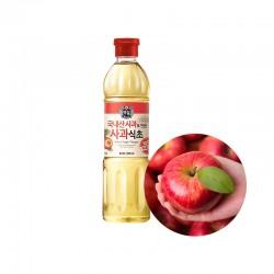 SEMPIO CJ BEKSUL 백설 국내산 사과로 만든 사과식초 500ml 1