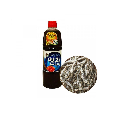 ASSI ASSI ASSI Fish Sauce 900ml 1