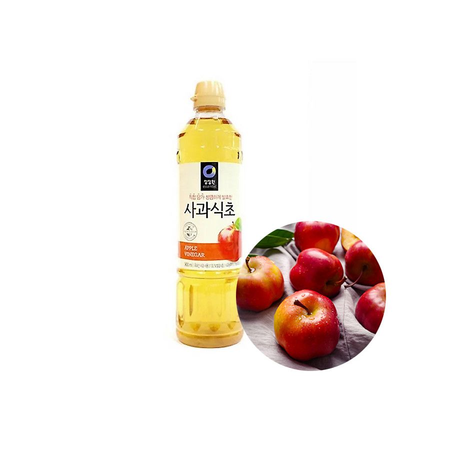 SEMPIO CHUNGJUNGONE 청정원 사과식초 900ml 1