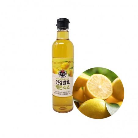 SEMPIO CJ BEKSUL CJ BEKSUL Zitronenessig (Naturally fermented) 800ml 1