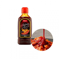 SEMPIO  CHUNGWOO Capsaicin Extreme Hot Sauce 550g 1