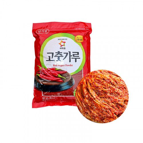 Our Home OUR HOME 아워홈 고춧가루 김치용 1kg 1