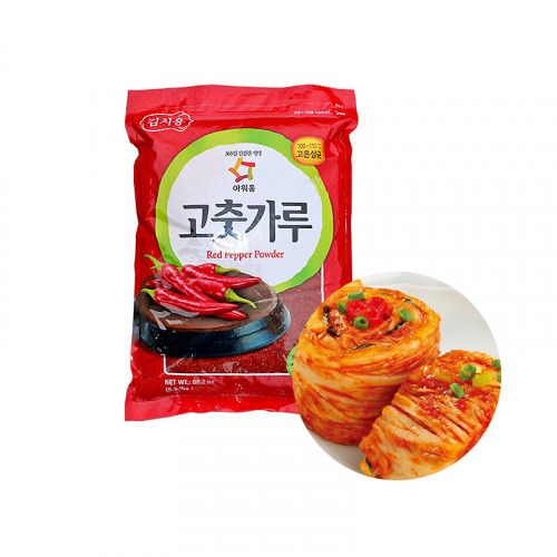 Our Home OUR HOME 아워홈 고춧가루 김치용 500g 1