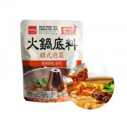 HANSUNG  WANG Soup Base for Hot Pot (KIMCHI) 200g 1
