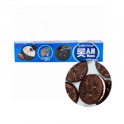 LOTTE LOTTE LOTTE Biscuit Dessert Sand Kkamttu 105g 1