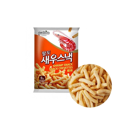 PALDO  PALDO Cracker Shrimp Flavor 75g(BBD : 20/12/2021) 1
