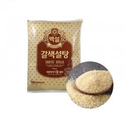 CJ BEKSUL 백설 갈색설탕 1kg 1