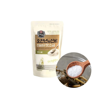 SEMPIO CJ BEKSUL CJ BEKSUL Salz mit Glutamat (Matsogeum) 300g 1