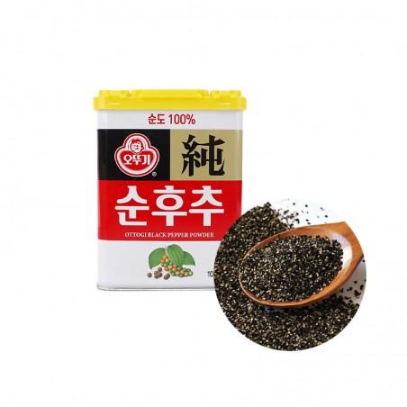 OTTOGI OTTOGI OTTOGI Black Pepper Powder 100g 1