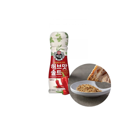 OTTOGI CJ BEKSUL CJ BEKSUL Salz mit Kräutergeschmack scharf 50g 1