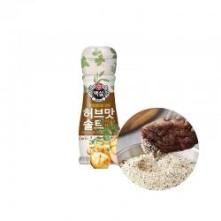 OTTOGI CJ BEKSUL CJ BEKSUL Herbal salt with garlic flavor 50g 1
