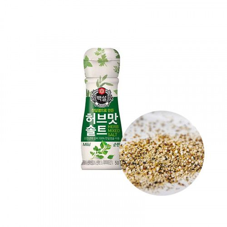 OTTOGI CJ BEKSUL 백설 천일염 허브맛솔트 순한맛 50g 1
