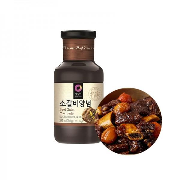 CHUNGJUNGONE CHUNGJUNGONE Galbi Marinade Sauce für Rindfleisch 280g 1