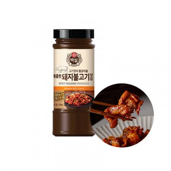 CJ BEKSUL CJ BEKSUL CJ BEKSUL Bulgogi Marinade Sauce für Schweinefleisch scharf 500g 1