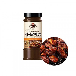 CJ BEKSUL CJ BEKSUL Galbi Sauce for Pork Ribs 500g 1