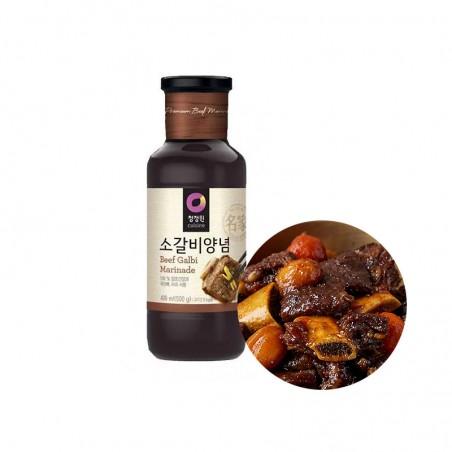 CHUNGJUNGONE CHUNGJUNGONE Galbi Sauce für Rinderrippe 500g 1