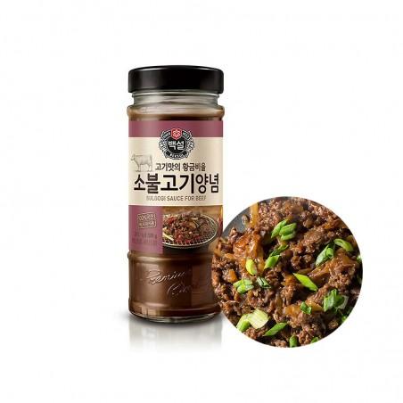 CJ BEKSUL CJ BEKSUL CJ BEKSUL Bulgogi Sauce for Beef 500g 1