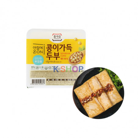 JONGGA (RF) JONGGA Tofu firm 300g 1