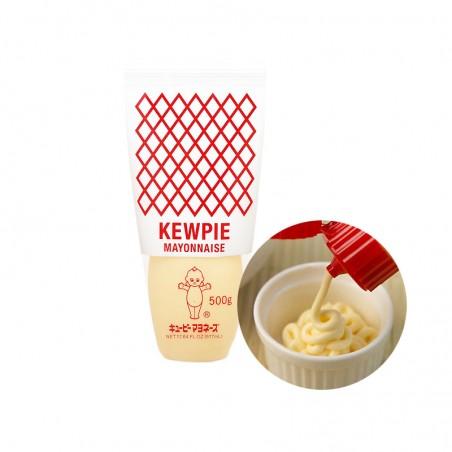 KEWPIE KEWPIE KEWPIE Mayonnaise from Japan in Tube 500g 1