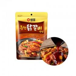 SEMPIO SEMPIO SEMPIO Sauce für HühnerGalbi (Chuncheon) 180g 1