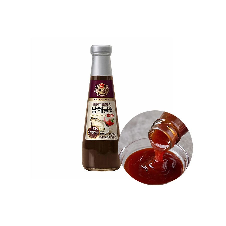 OTTOGI CJ BEKSUL CJ BEKSUL Oyster Sauce Scharf 350g 1