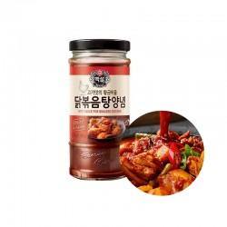 CJ BEKSUL CJ BEKSUL CJ BS Spicy Sauce for Roast Chicken 490g 1