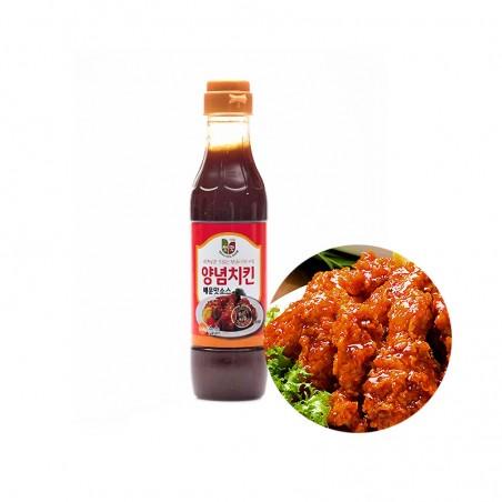 SEMPIO  CHUNGWOO Fried Chicken Sauce (HOT) 440g 1